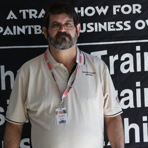 Rick Chard - Paintball Extravaganza International